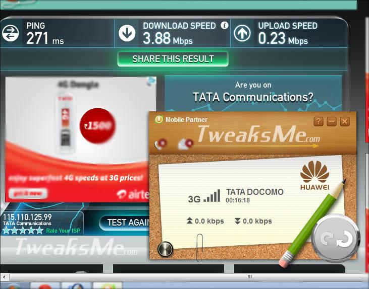 Docomo 3G VPN Trick for October 2013