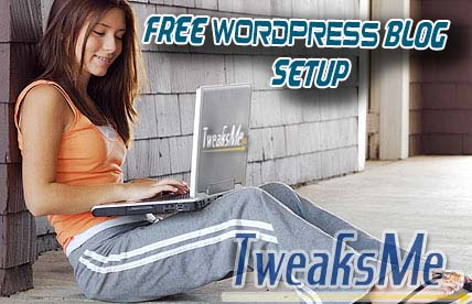 FREE WordPress Blog Setup Service + Blogging Guide