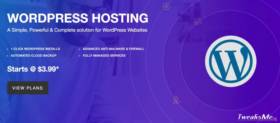 Resellerclub-WordPress-Hosting